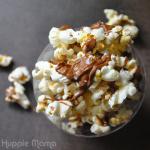 Salted Milk Chocolate Popcorn