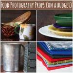 Food Photography Props on a Budget