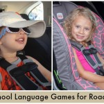 Preschool Language Games for Road Trips