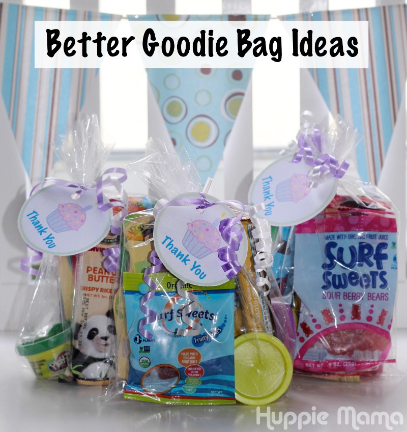 Party gift bag stuffer ideas adults
