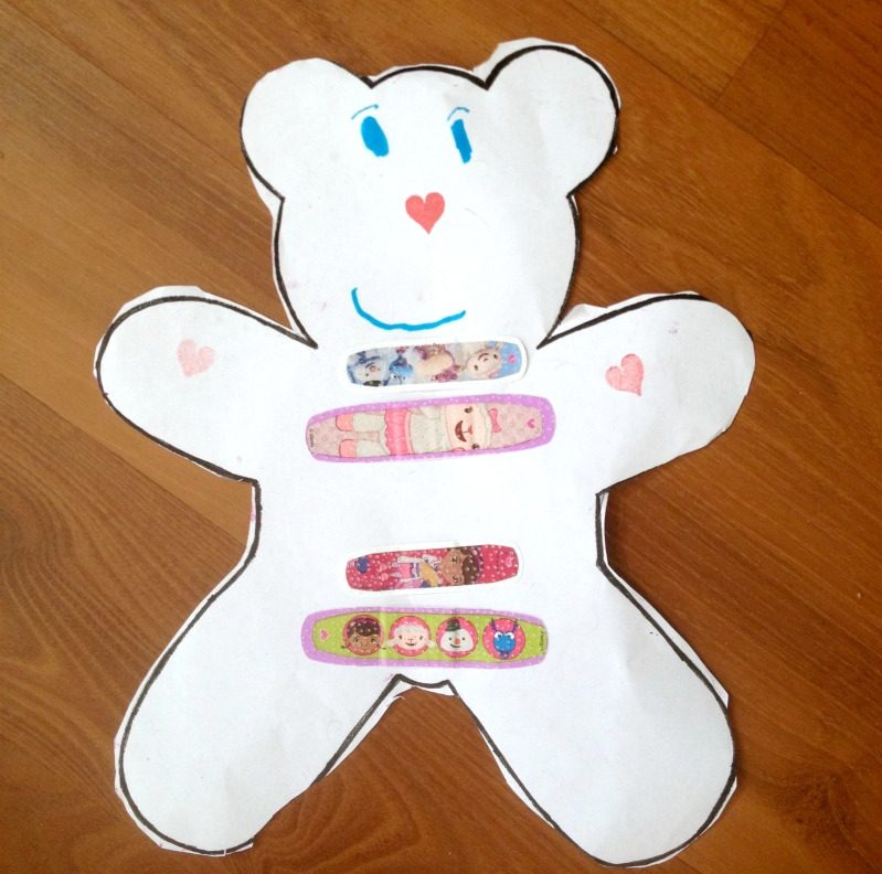 Disney Preschool Crafts Doc McStuffins Bear