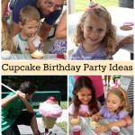 How to Host a Cupcake Themed Birthday Party