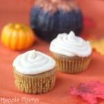 Gluten-Free Pumpkin Ginger Cupcakes