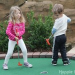 Just a Day: Mini Golf for the First Time