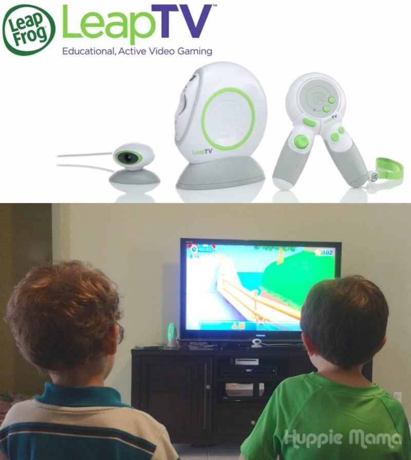 LeapTV Educational Games for Young Children