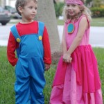 Princess Peach Costume Sewing Tutorial