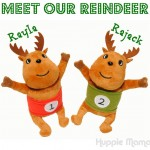 Reindeer Fun with Kids + Giveaway