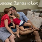 Barriers to Love, Freedom to be Spontaneous