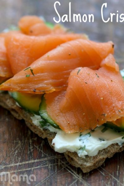 The Perfect Salmon Appetizer