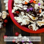 Sweet & Salty Valentine's Day Popcorn