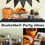 How to Host a Classy Basketball Party