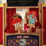 A Crafty Puppet Play Date