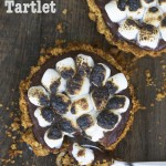 S'mores Tartlets on the Grill