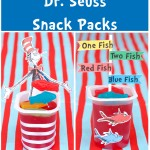 Dr. Seuss Snacks and Printables