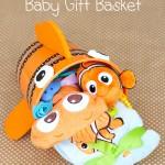 Finding Nemo Baby Gift Basket