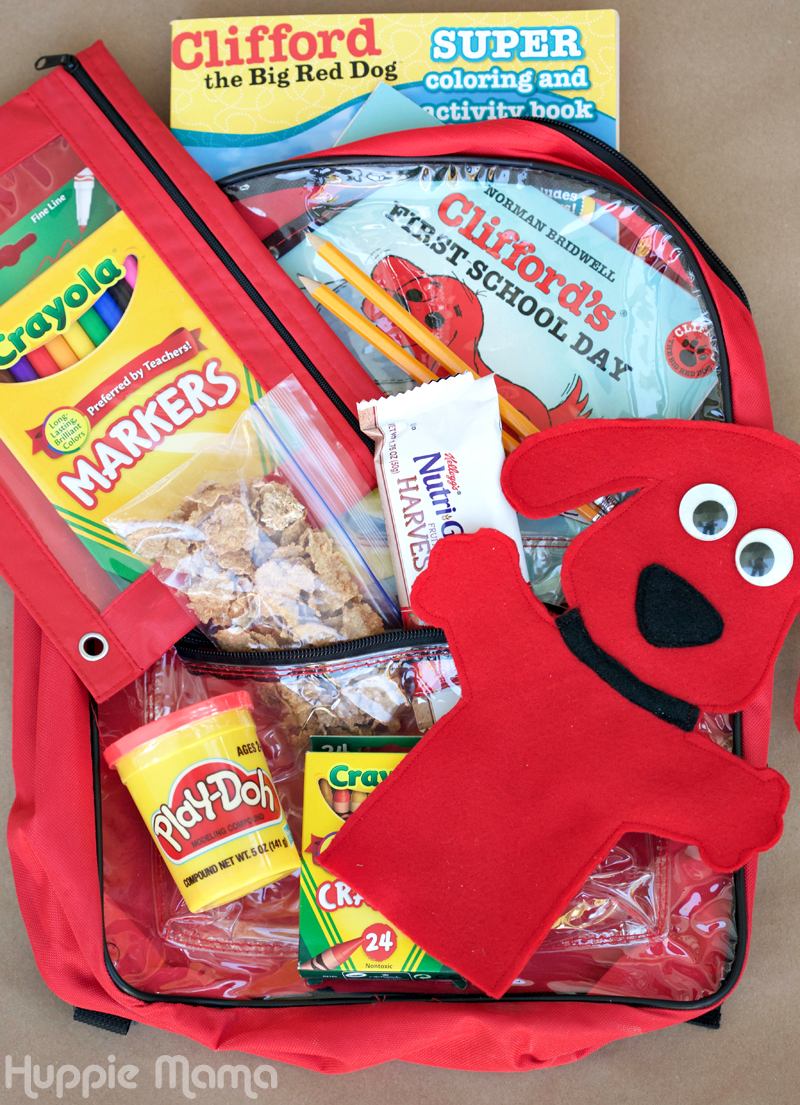 Clifford Back Pack