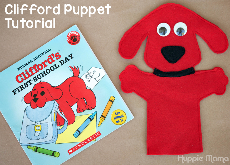 Clifford Puppet Tutorial