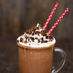 Dairy-Free Frozen Hot Chocolate