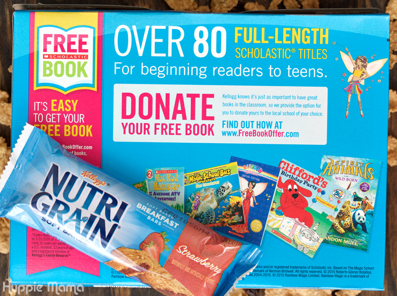 Kellogg's book offer