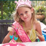 Disney Princess Tea Party Ideas