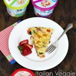 Italian Veggie Frittata Recipe