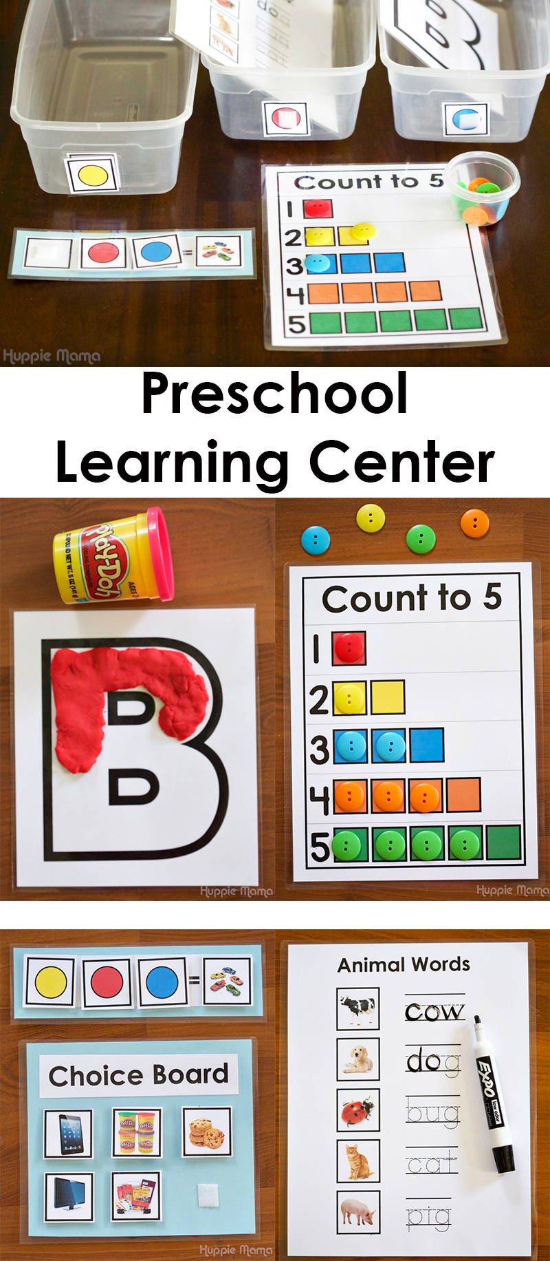 Preschool Learning Center