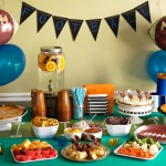 Host a Football Party at Home
