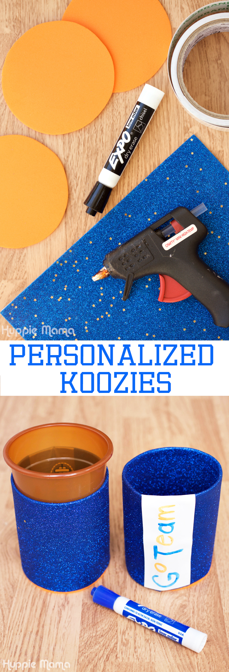 Koozies Tutorial