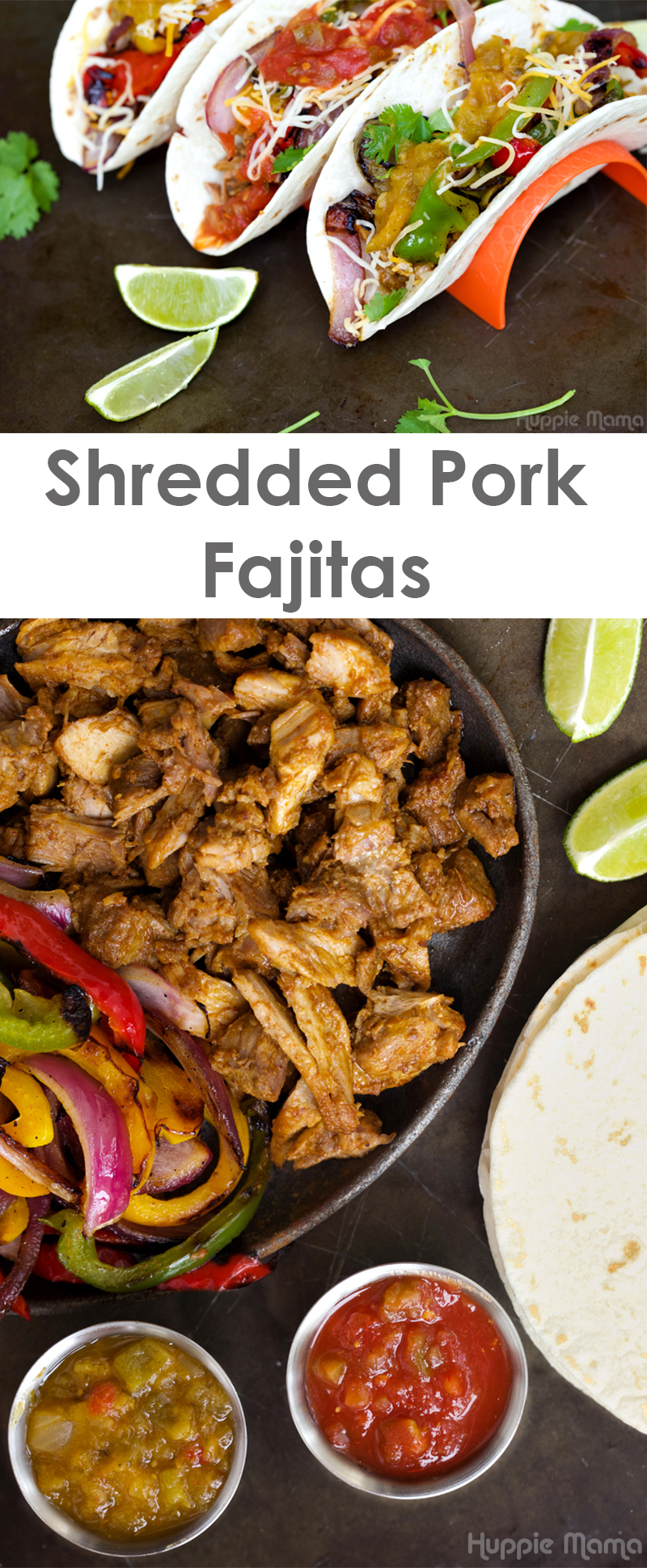 Shredded Pork Fajita