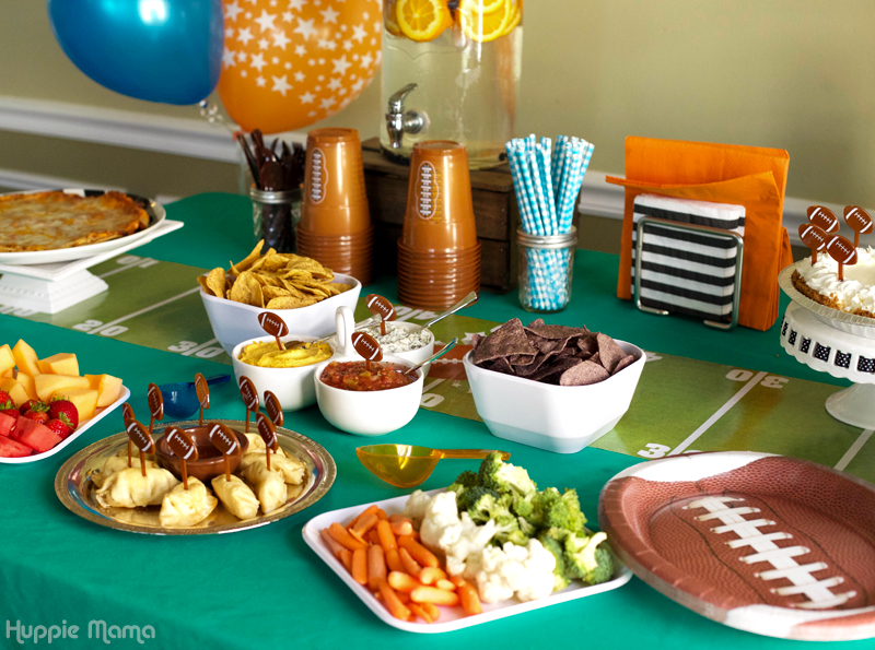 football party items