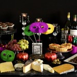 Wine and Cheese Halloween Masquerade