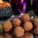 Spiced Dark Chocolate Truffles