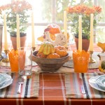 Farm Chic Thanksgiving Table