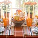 Farm Chic Thanksgiving Table