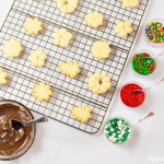 Italian Christmas Butter Cookies