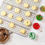 Italian Christmas Butter Cookies