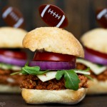Turkey Taco Sloppy Joe Sliders
