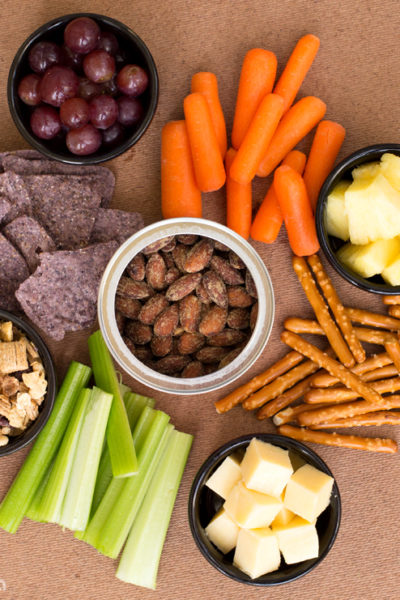 Make Healthy Snacking Easy