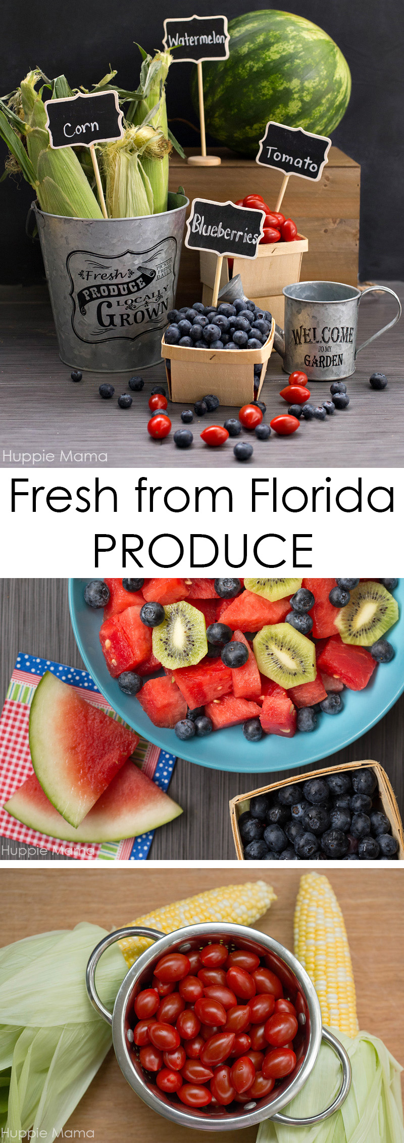 Fresh from Florida produce