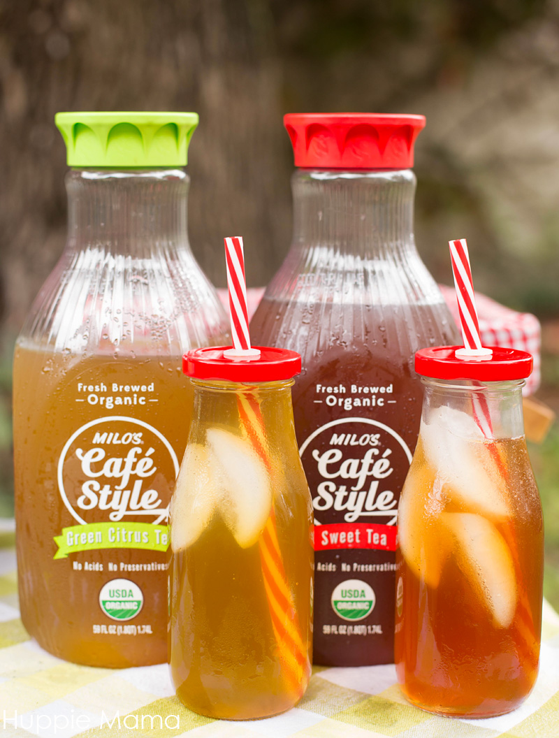Iced Tea Bottles