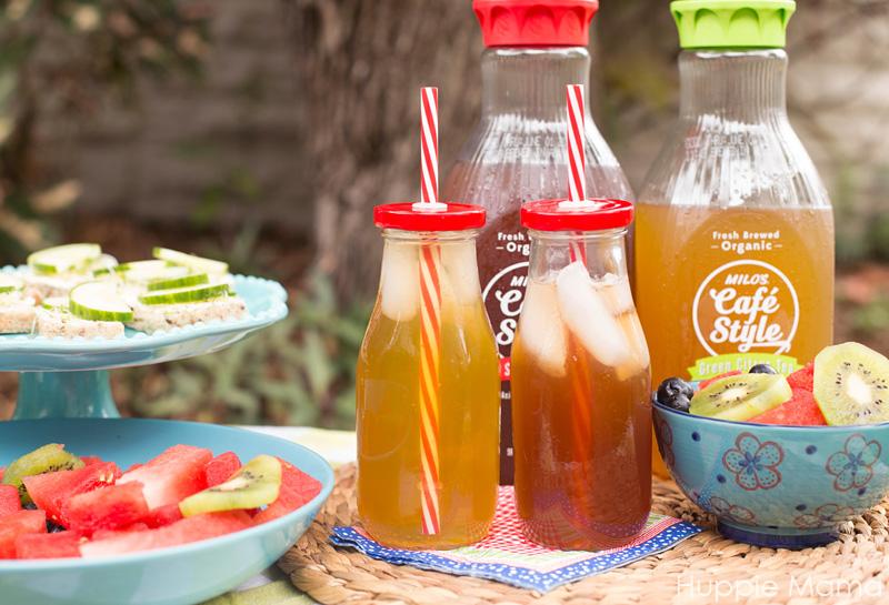 Summer Iced Tea Time