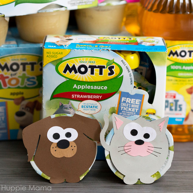 The Secret Life of Pets Snack Ideas