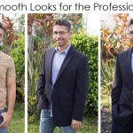 Three Smooth Looks for the Professional Guy