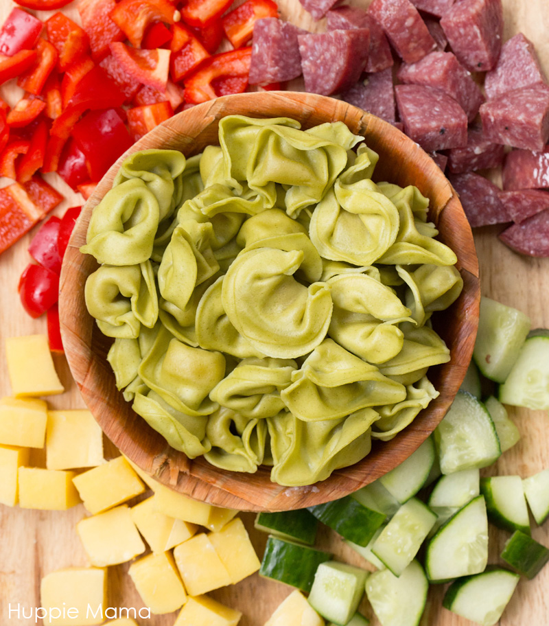 tortellini ingredient
