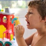 5 Skills Kids Learn with PLAY-DOH