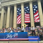 Celebrate the 4th of July in Washington DC