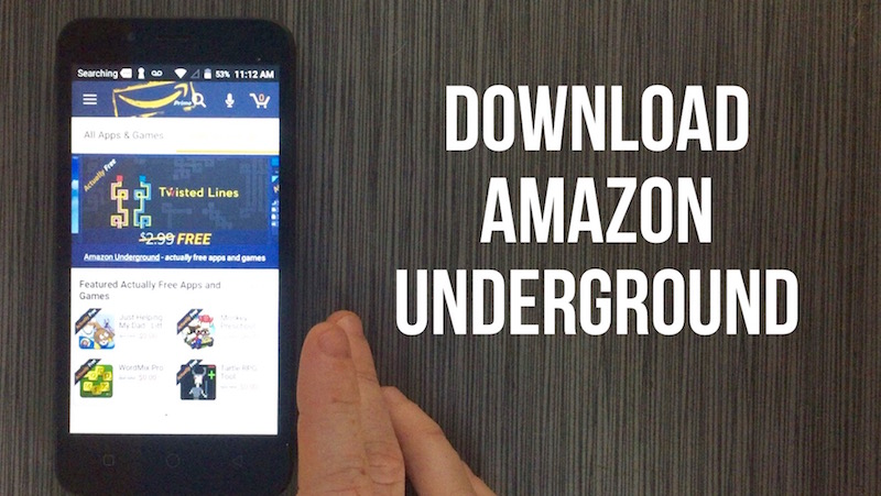 download-amazon-underground