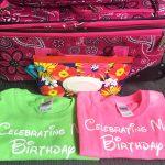 Walt Disney World Parks Birthday Celebration