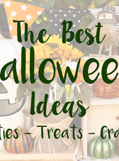 The Best Halloween Parties + Treats + Crafts