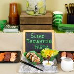 Sushi Making Party